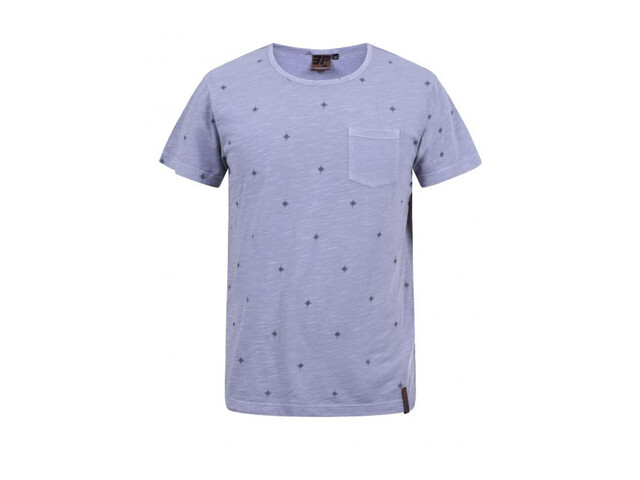 Icepeak Logan T-paita Miehet, light grey